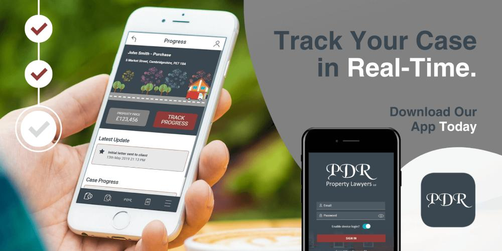 PDR Property Lawyers Mobile App
